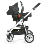 gesslein f4 kombi kinderwagen loop c lift 2011 neu ebay. Black Bedroom Furniture Sets. Home Design Ideas