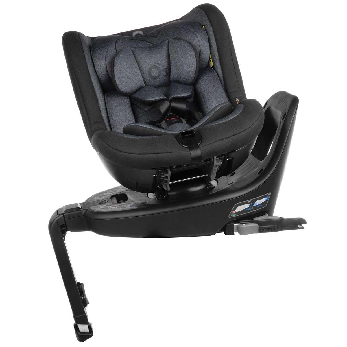 O3 Lite Kindersitz seitlich