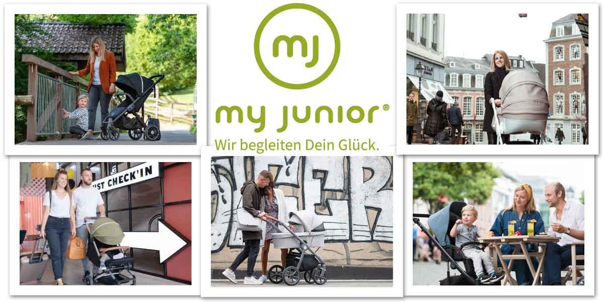 Bestellen Sie Ihren MyJunior Kinderwagen ab sofort in unserem Fachgechäft in Querfurt. Wir freuen uns wenn Sie Ihren Kinderwagen bei uns bestellen.