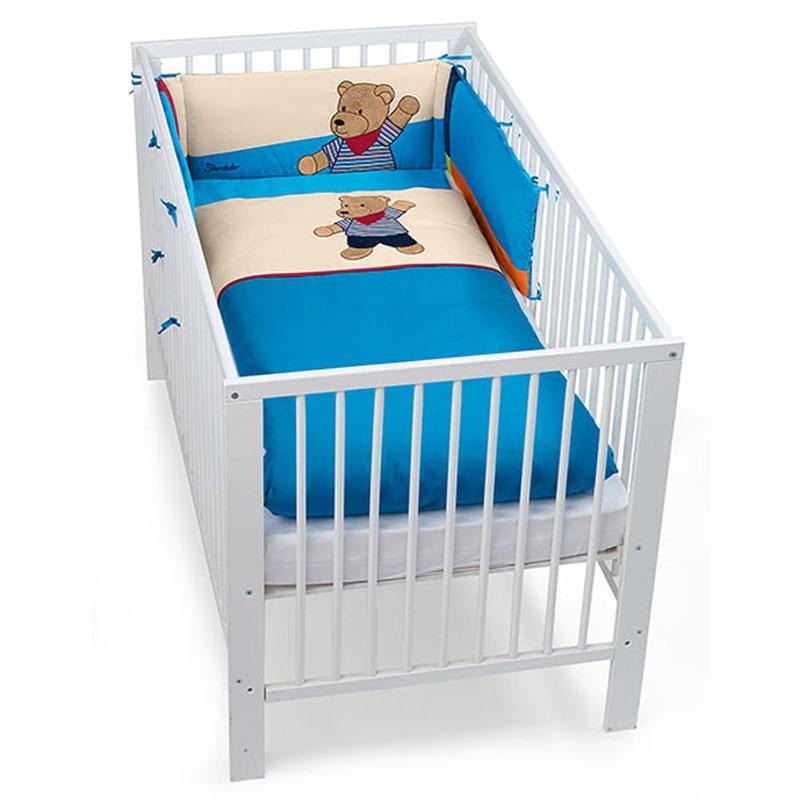 sterntaler bett set bettw sche nestchen neuheiten 2015 himmel optional ebay. Black Bedroom Furniture Sets. Home Design Ideas